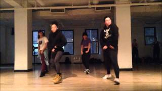 STARTED FROM THE BOTTOM - Drake * Choreography by Mel Charlot