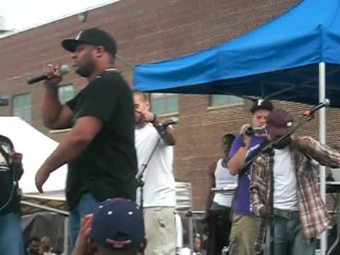 Group Home - Supa Star - Live at Brooklyn Hip Hop Festival 2010