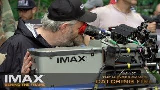 IMAX Behind-the-Scenes