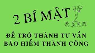 Có nên làm tư vấn bảo hiểm hay không? Yếu tố thành công của nghề tư vấn BHNT?