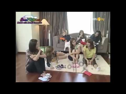 Hyoyeon Makes Everybody Laugh 1
