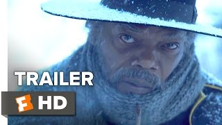 The Hateful Eight (2015) Teaser Trailer – Samuel L. Jackson Movie HD