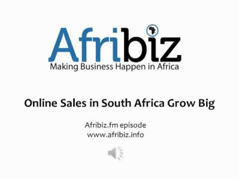 Online Sales in South Africa
