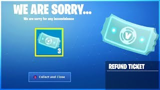 How To Get EXTRA REFUND REQUESTS in Fortnite Season 10!