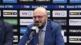CONFERENZA STAMPA PIERPAOLO MARINO | 13 Giugno 2019
