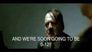 Hitler reacts to the 2008 Apple Cup