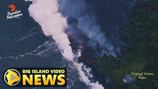 Hawaii Volcano Eruption Update - Sunday Night (May 20, 2018)