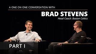 Brad Stevens Interview: Part I