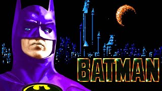Batman is the Best Licensed NES Game - Retail Reviews