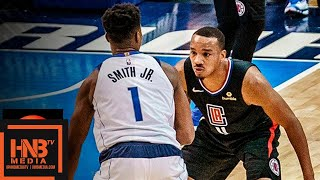 LA Clippers vs Dallas Mavericks Full Game Highlights   12.02.2018, NBA Season