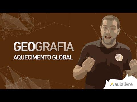 Geografia - Climatologia- Aquecimento Global