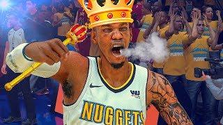 Craziest Comeback Ever   Buzzer Beater Ending to Dethrone King James?   NBA 2k18 MyCareer #30