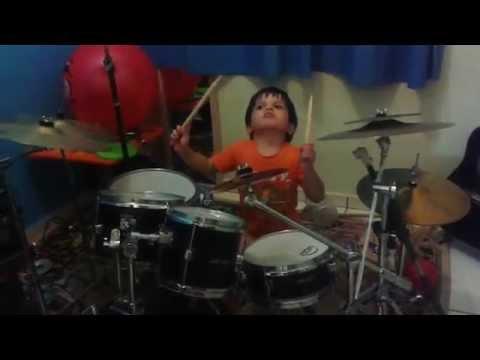 Baixar Mário Henrique (3 anos) - Baterista. Festa de Crente - Som e Louvor
