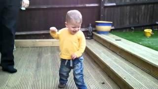 Freddy's first steps