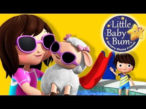 Mary Had A Little Lamb | Part 2 | Nursery Rhymes | By LittleBabyBum!
