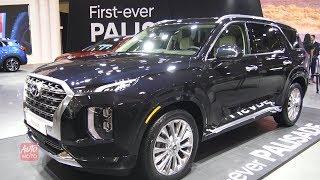 2020 Hyundai Palisade HTRAC - Exterior And Interior Walkaround - 2019 Toronto Auto Show