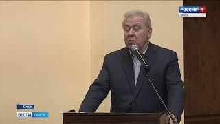 В Омске сегодня прошли публичные слушания по вопросу строительства Ильинского собора