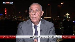 داعش... كل الطرق تؤدي إلى دير الزور!     -