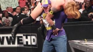 Raw: Mark Henry & Yoshi Tatsu vs. Justin Gabriel & Heath Slater