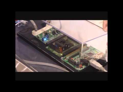 ZSSC3154 Demo - Automotive Sensor Signal Conditioner with Dual Analog Output