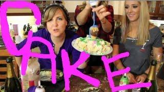 My Drunk Kitchen: BIRTHDAY CAKE