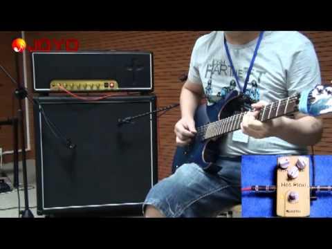 Joyo JF-32 Hot Plexi effects pedal