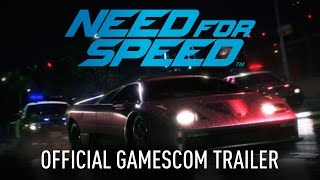 Need for Speed - Gamescom Trailer
