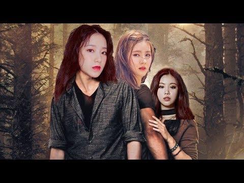(G)I-DLE Miyeon Soojin Shuhua The Love Triangle ((G)I-DLE 여자아이들)