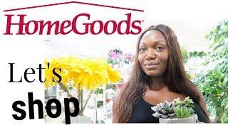 HOMEGOODS | SHOP WITH ME | HOME DECOR HAUL