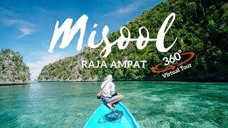 Explore Misool Raja Ampat in 360 - by Ricoh Theta S