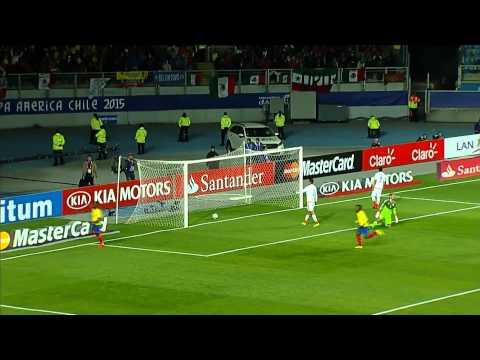 Copa América 2015: Grupo A: México 1-2 Ecuador