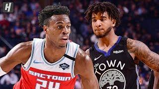 Sacramento Kings vs Golden State Warriors - Full Highlights | February 25, 2020 | 2019-20 NBA Season