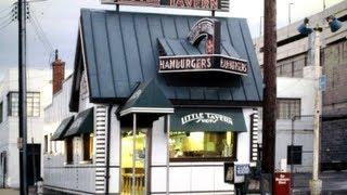 Sliders - Little Tavern Hamburger Sliders Recipe - How to make Sliders