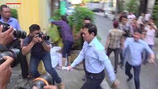 Ông Nguyễn Hữu Linh hầu tòa vụ nghi dâm ô bé gái trong thang máy| VTV24