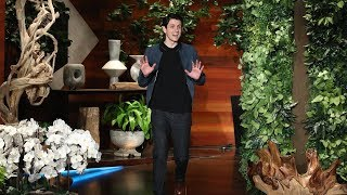 Zach Woods Can Barely Lift the Weight of His Own Imagination