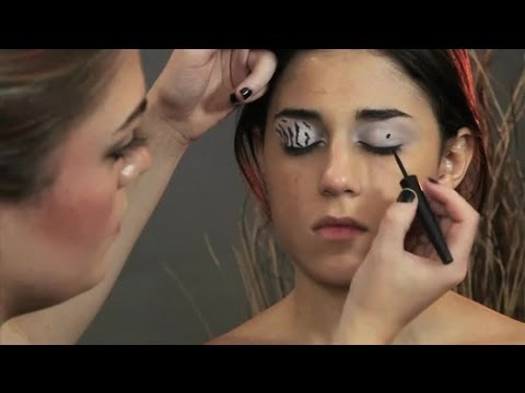 Zebra Make Up Videomoviles Com