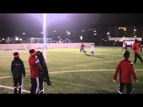 Niendorfer TSV - Hamburger SV (U10 E-Jugend, Testspiel) - Spielszenen | ELBKICK.TV präsentiert vom NØRHALNE CUP