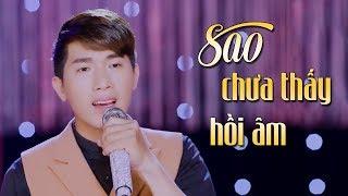 Sao Chưa Thấy Hồi Âm - Hải Hà | Nhạc Vàng Bolero Hay Tê Tái MV HD