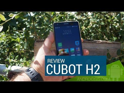 ¡¡SORPRENDENTE!! CUBOT H2,  el Android Low Cost perfecto