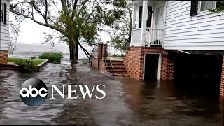 At least 7 dead as Florence drenches Carolinas - YouTube