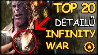 TOP 20 Detailů z Infinity War, kterých jste si možná nevšimli