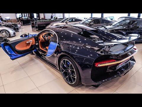 Bugatti Chiron – Özel Hiper Spor Araba Teknik ve Özellikleri