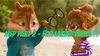 Hot N Cold The Chipettes - Mep 🌟- Part 2 Me - For Lazina Walcott 💯💯💯💯💯💯