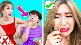 23 BEST PRANKS AND FUNNY TRICKS | Funny Pranks! Prank Wars! Family Fun Playtime by T-FUN