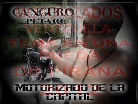 DR PIRAÑA TEMA EN UNA RUEDA MOTOPIRUETAS DENIS PARA LOS CABALLITEROS DE VENEZUELA RAP VENEZOLANO