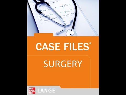Surgery Shelf Practice Questions - Case Files: Surgery
