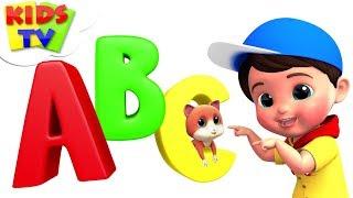 Phonics Song | Junior Squad Cartoons | Preschool Learning Videos & Kindergarten Songs - Kids TV