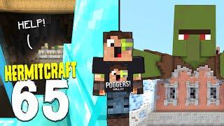 HermitCraft 7: 65 | THE MEGA EMPIRE