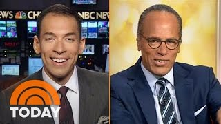 Lester Holt's Named NBC Nightly News Anchor | TODAY