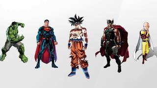 The Strongest Version of Goku